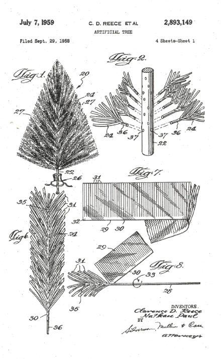 aluminum trees - Aluminium Christmas Tree