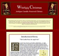 Click to see Eric's updated 'Whirlig Christmas' site.