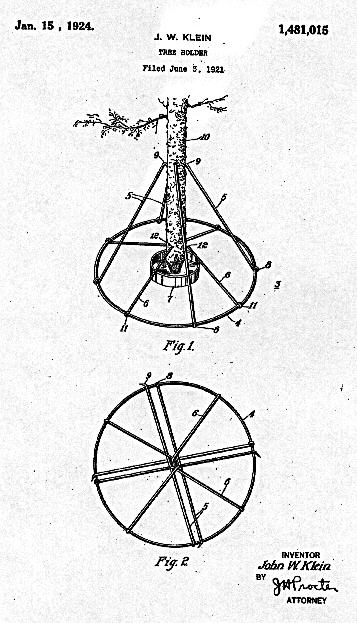 Tree Stand Patents